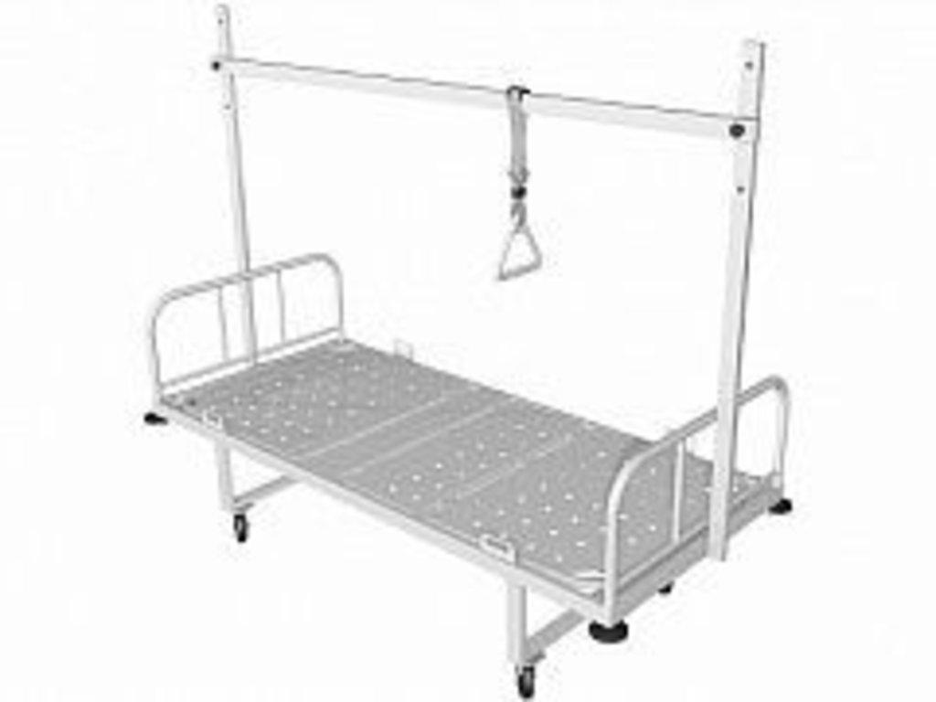Медицинские кровати: Рама Балканского КМ в Техномед, ООО
