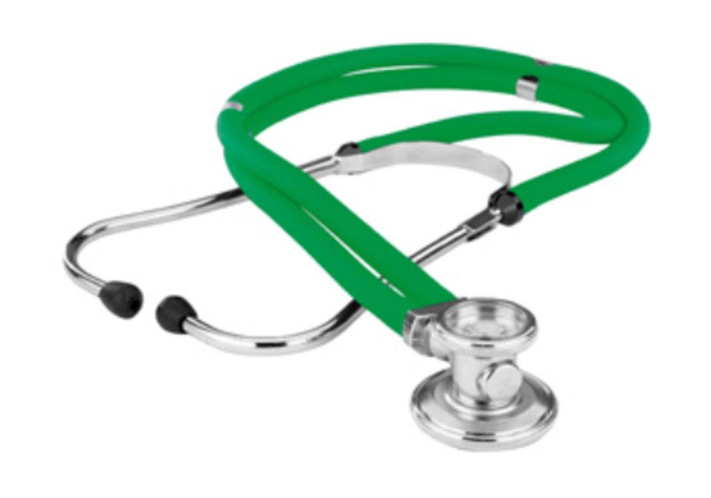 Стетоскопы: Стетоскоп KaWe Rapport (зеленый) 06.22500.042 в Техномед, ООО