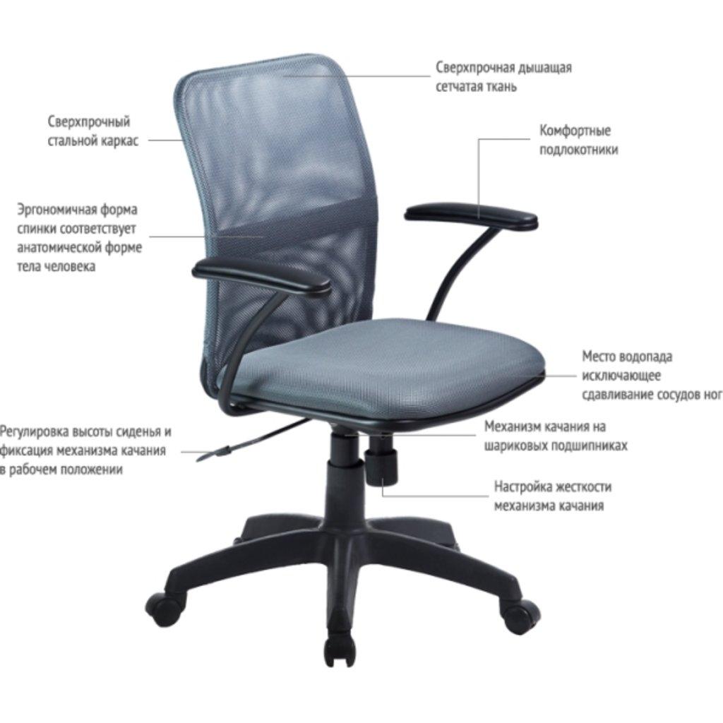 Офисные кресла: Кресло FP-8 PI в АРТ-МЕБЕЛЬ НН