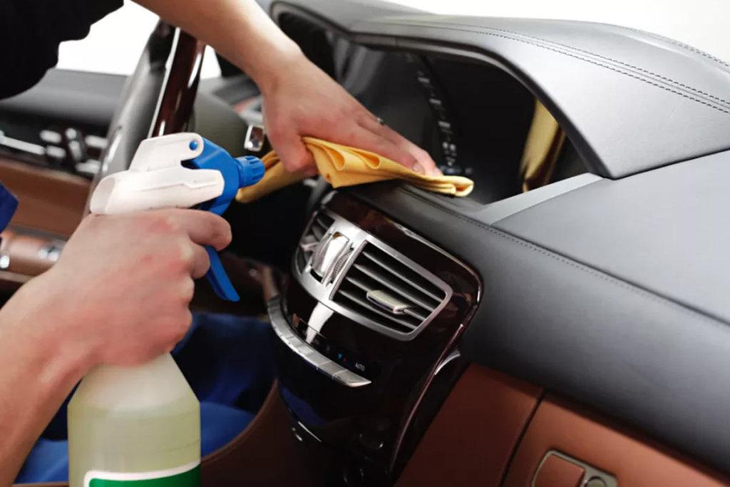 Ремонт автомобиля: Химчистка автомобиля в АВТО-СТАНДАРТ, ОАО