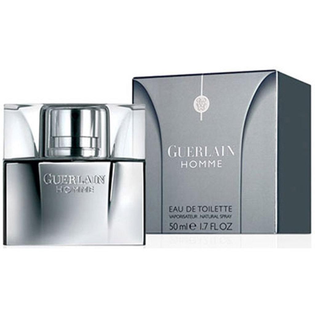 Guerlain: Guerlain Homme edt м 30 | 50 | 80 | 100 ml ТЕСТЕР в Элит-парфюм