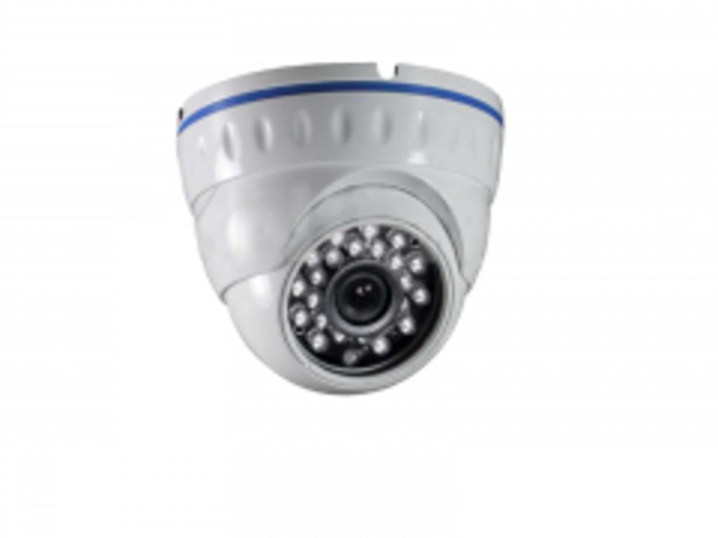 Аналоговые видеокамеры (AHD): Видеокамера AHD купольная PD43-A1-B3.6 в Микровидео