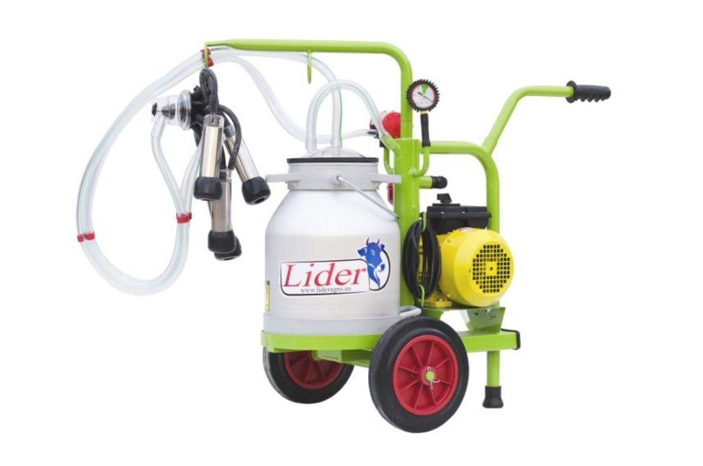 Доильное оборудование: Доильный агрегат от Турецкого производителя Lider 20.4 в Сельский магазин