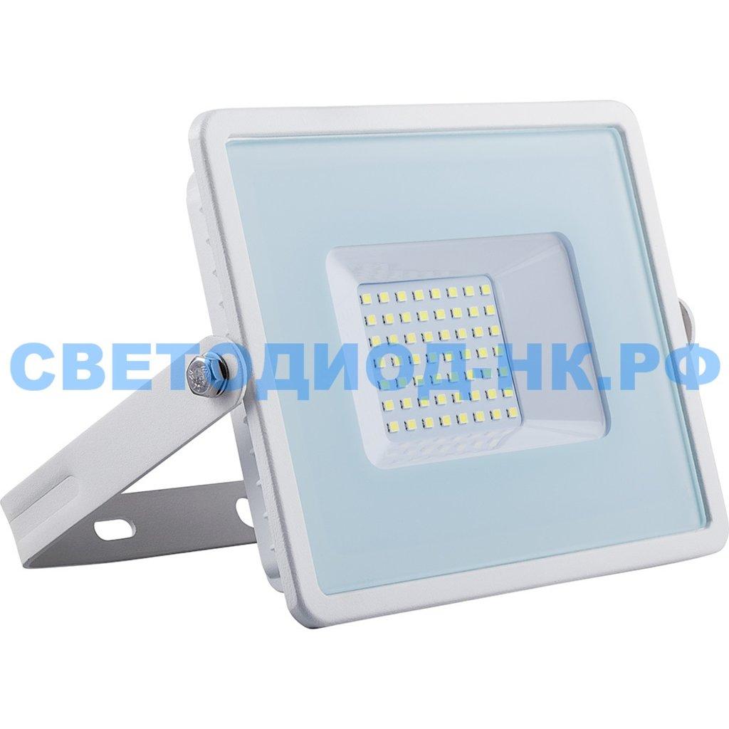 Светодиодные прожекторы: Светодиодный прожектор Feron LL-919 IP65 20W 6400K белый в СВЕТОВОД