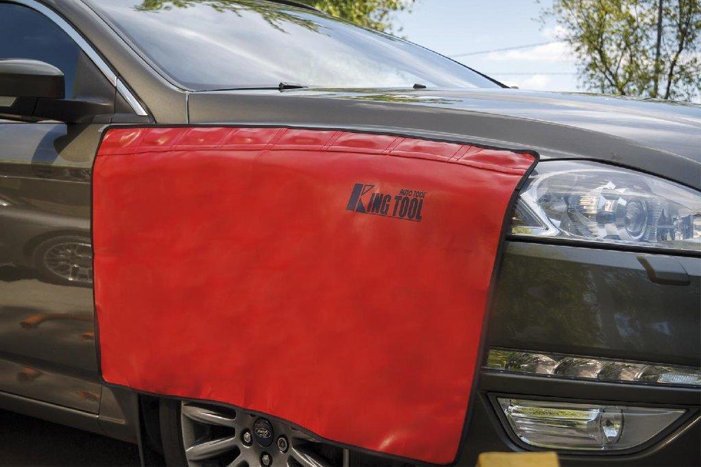 Универсальный инструмент для ремонта и диагностики автомобиля: KA-6671NP магнитная защитная накидка, 1100*560 mm в Арсенал, магазин, ИП Соколов В.Л.