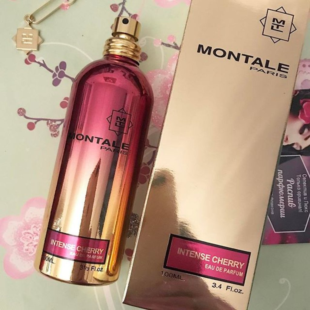 Montale (Монталь): Montale Intense Cherry (Монталь Интенс Чери) edp 100 ml в Мой флакон
