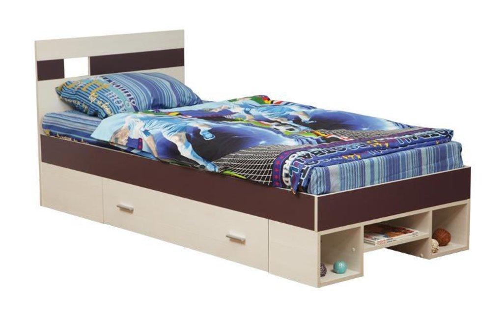 Детские: Кровать односпальная 06.296 Некст в Vesa