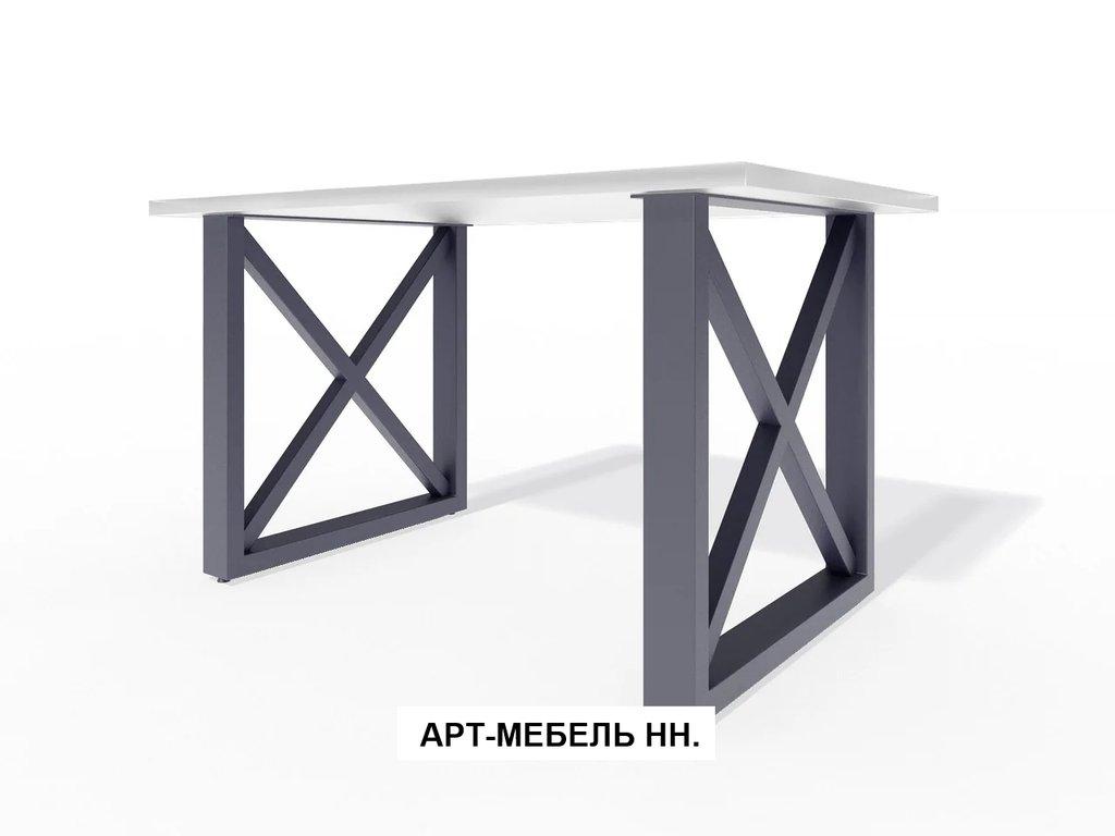 Подстолья для столов.: Подстолье 0.16 (чёрный) в АРТ-МЕБЕЛЬ НН