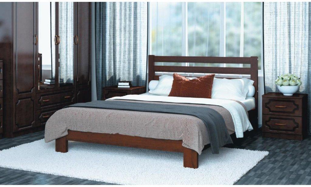 Кровати: Кровать Вероника (массив) в Уютный дом
