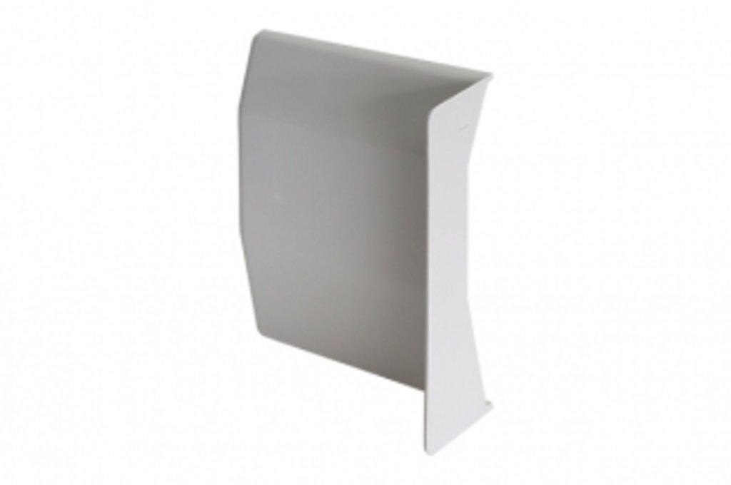 Подвеска каркасов: Крышечка декоративная для подвески арт.807 серая, левая в МебельСтрой
