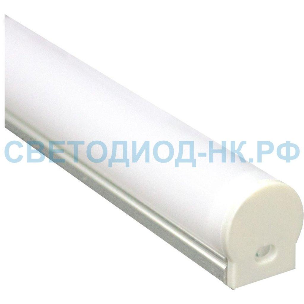 Алюминиевый профиль: Профиль для светодиодной ленты CAB282 в СВЕТОВОД