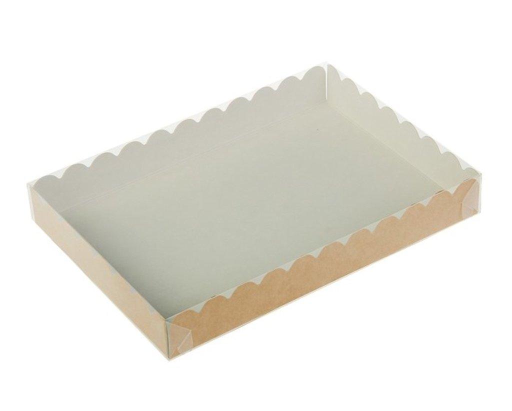 Упаковка: Коробка для печенья крафт в ТортExpress