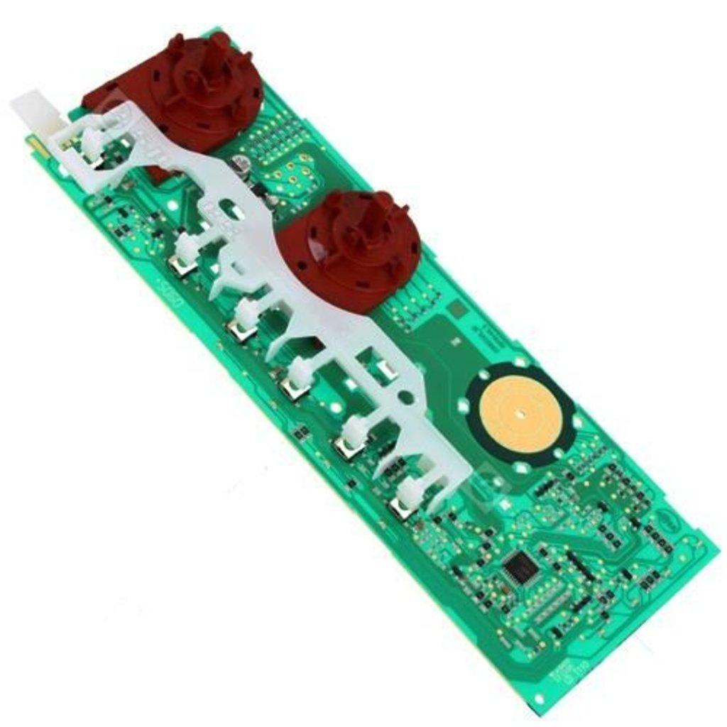 Электронные блоки управления: Электронный модуль индикации для стиральной машины Indesit (Индезит), 2M Arcadia C00254544, 254544 в АНС ПРОЕКТ, ООО, Сервисный центр