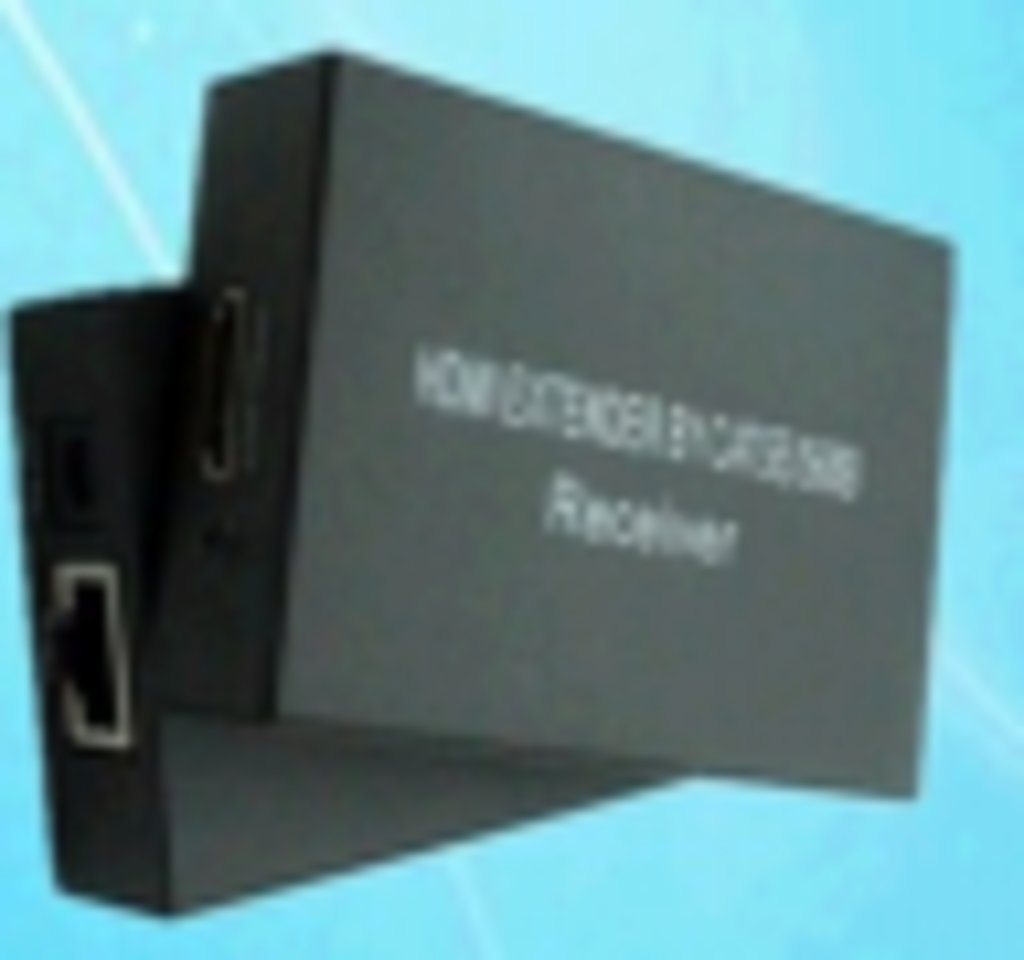 Комплектующие: Удлинитель HDMI-RJ45 в Микровидео