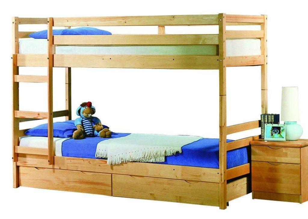 Детские: Кровать трансформер детская 2х-ярусная в Vesa