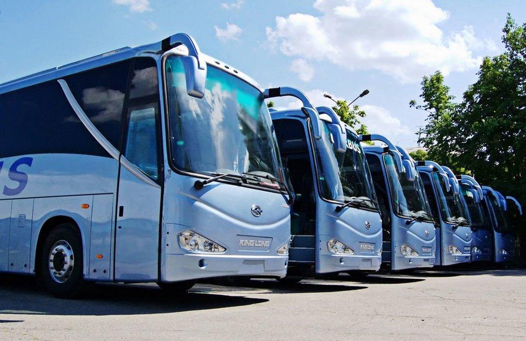 Заказ автобусов: Автобус для экскурсии в Автобусы на заказ