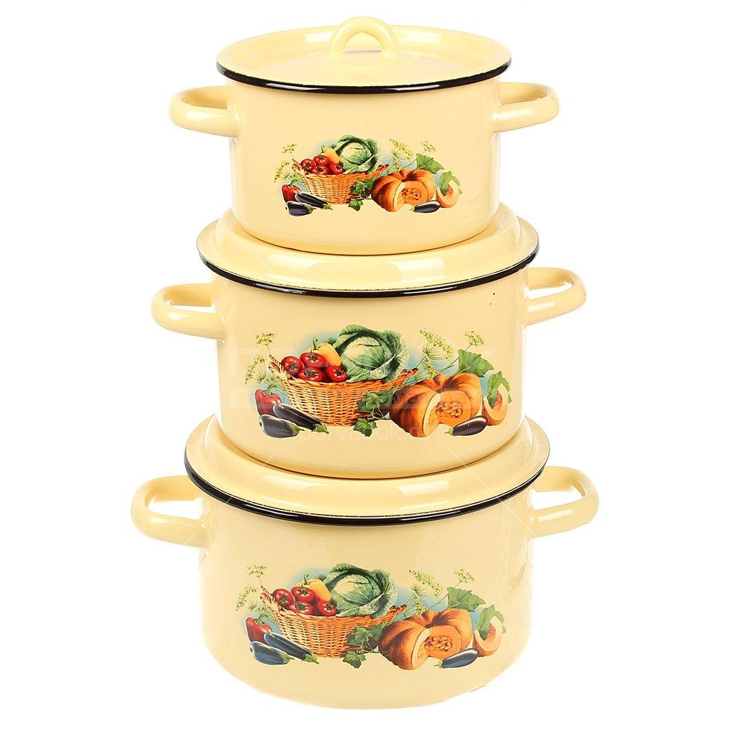 Посуда: Эмалированная посуда в ОбщепитСнаб, ООО