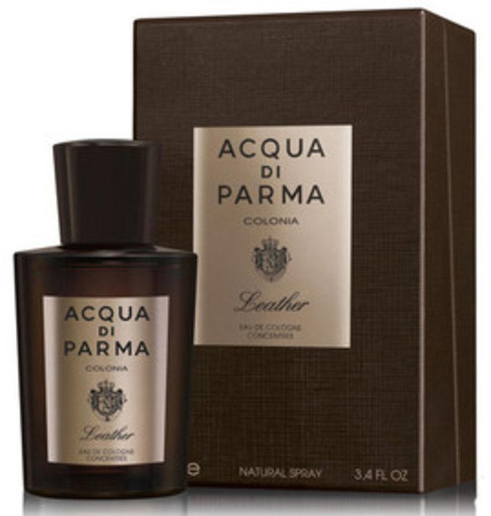 Новинки: Acqua Di Parma Colonia Leather Eau De Cologne (Аква Ди Парма Колония Лейзер О Де Колон) 100ml в Мой флакон