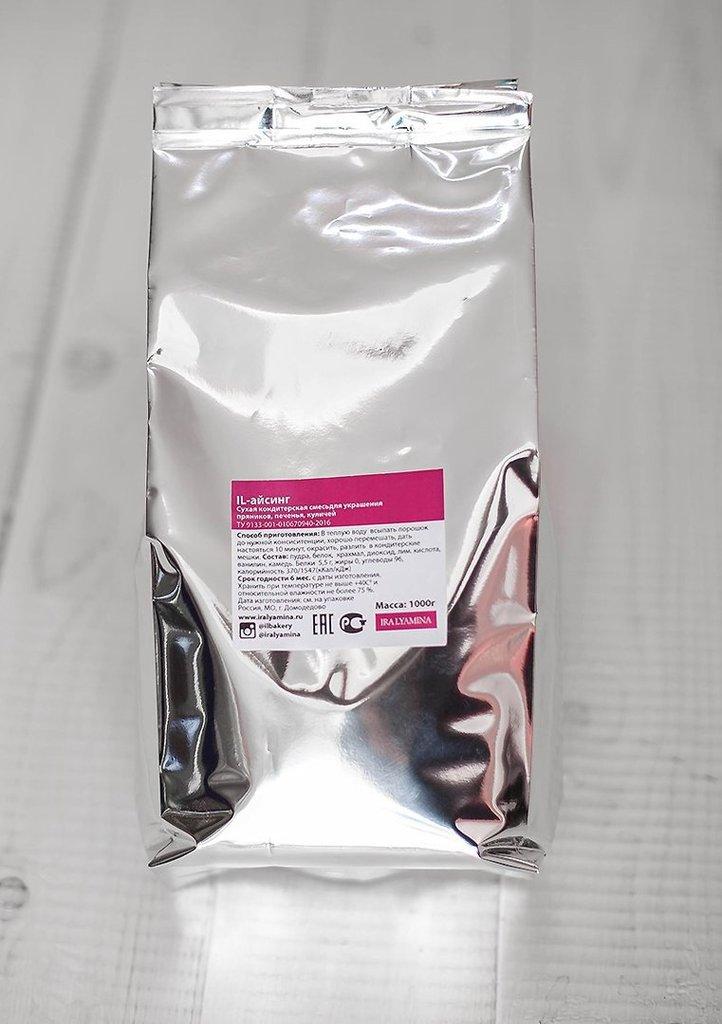 Ингредиенты: IL-Айсинг в ТортExpress