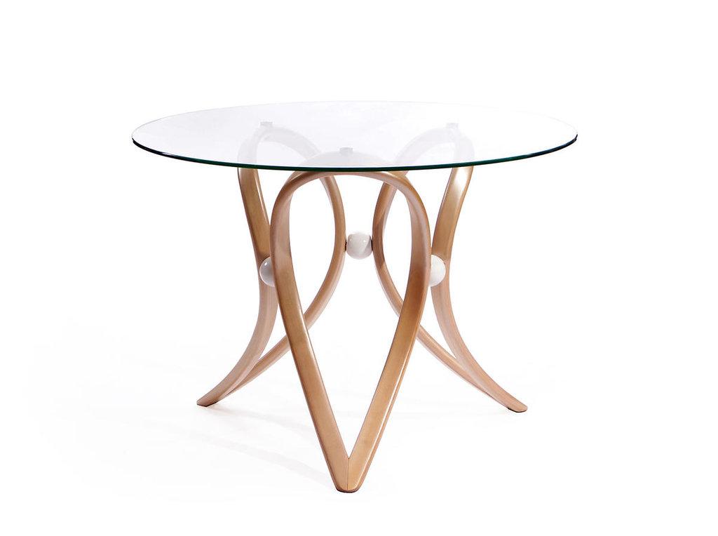 Столы обеденные: Обеденный стол Априори V 61т в Актуальный дизайн
