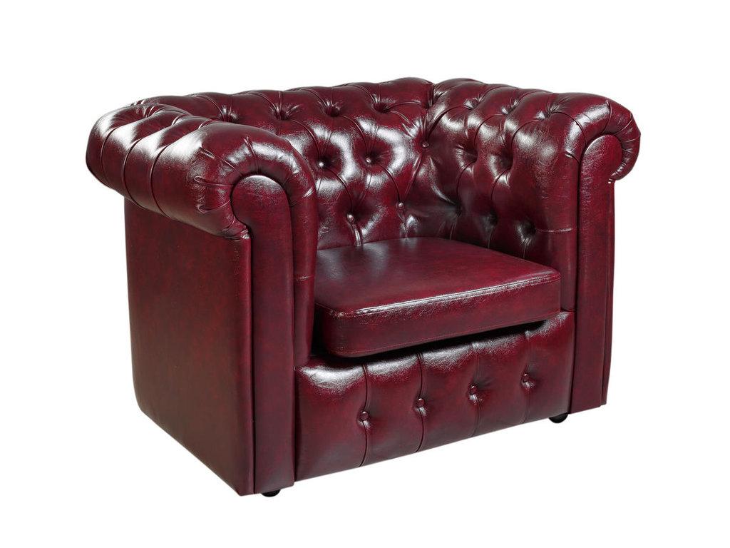 Кресла: Кресло Честерфилд в Уютный дом