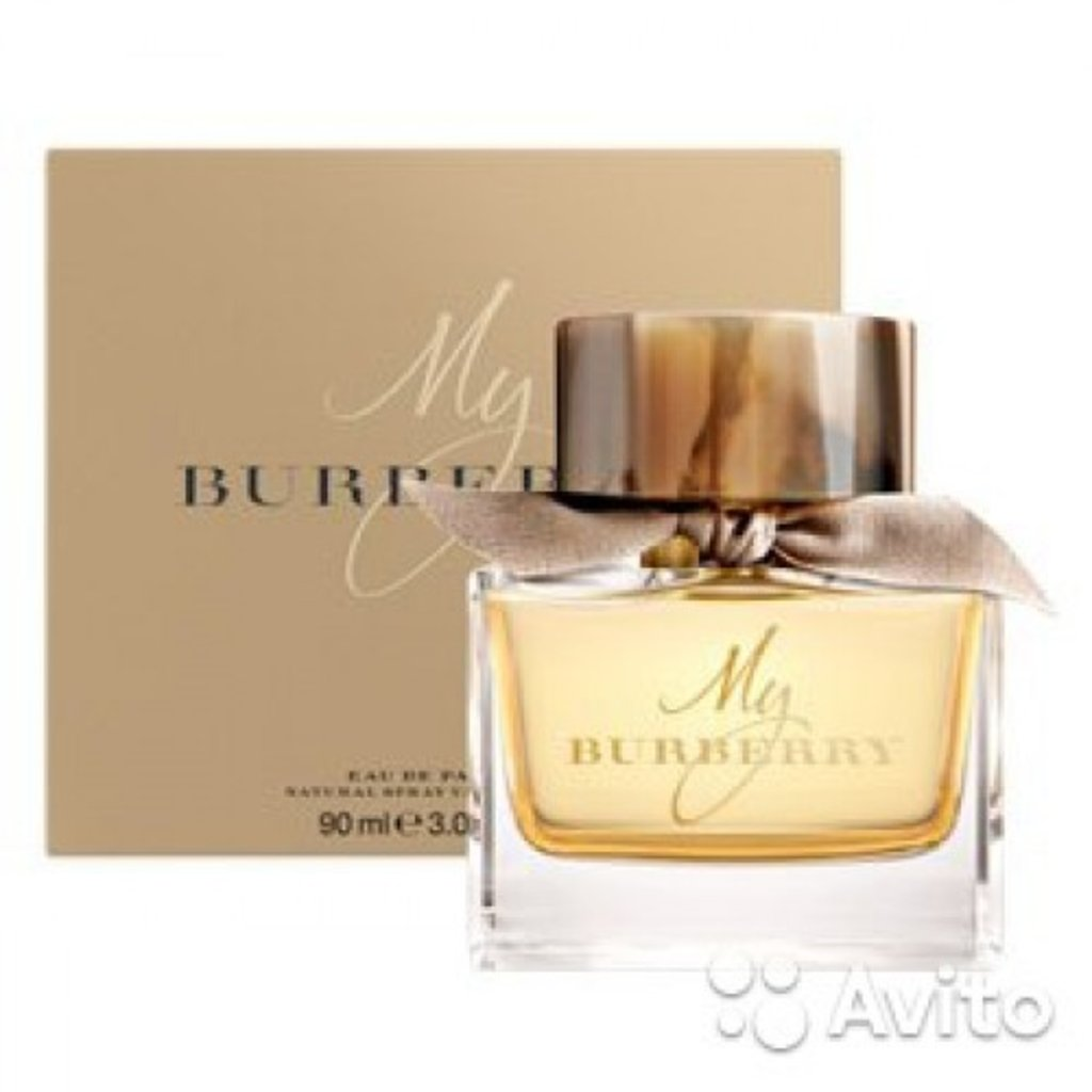 Burberry (Барбери): Burberry My edp 100ml в Мой флакон