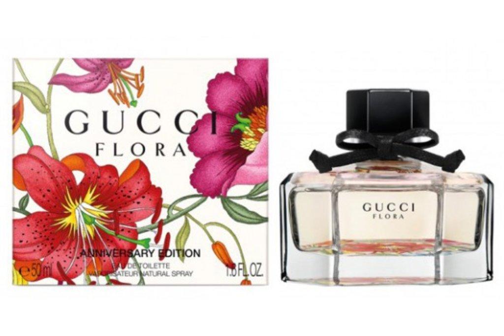 Женские духи: Gucci Flora by Gucci Anniversary Edition 50ml в Мой флакон