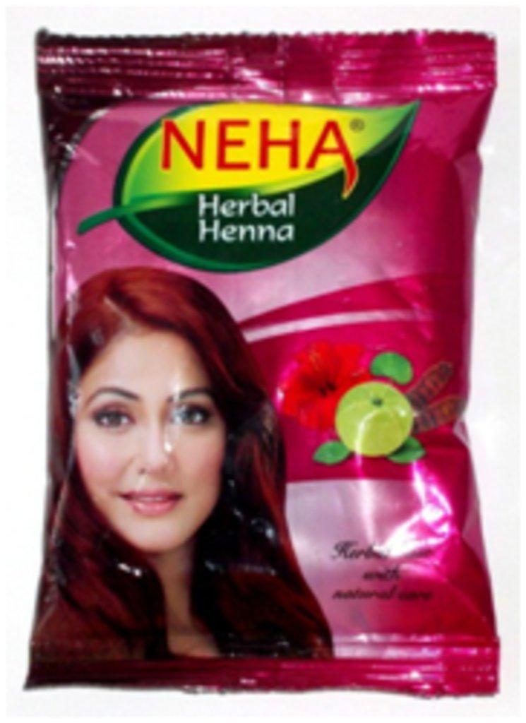 Хна для волос: NEHA Henna Pink Burgundy Хна натуральная Бургунд в Шамбала, индийская лавка