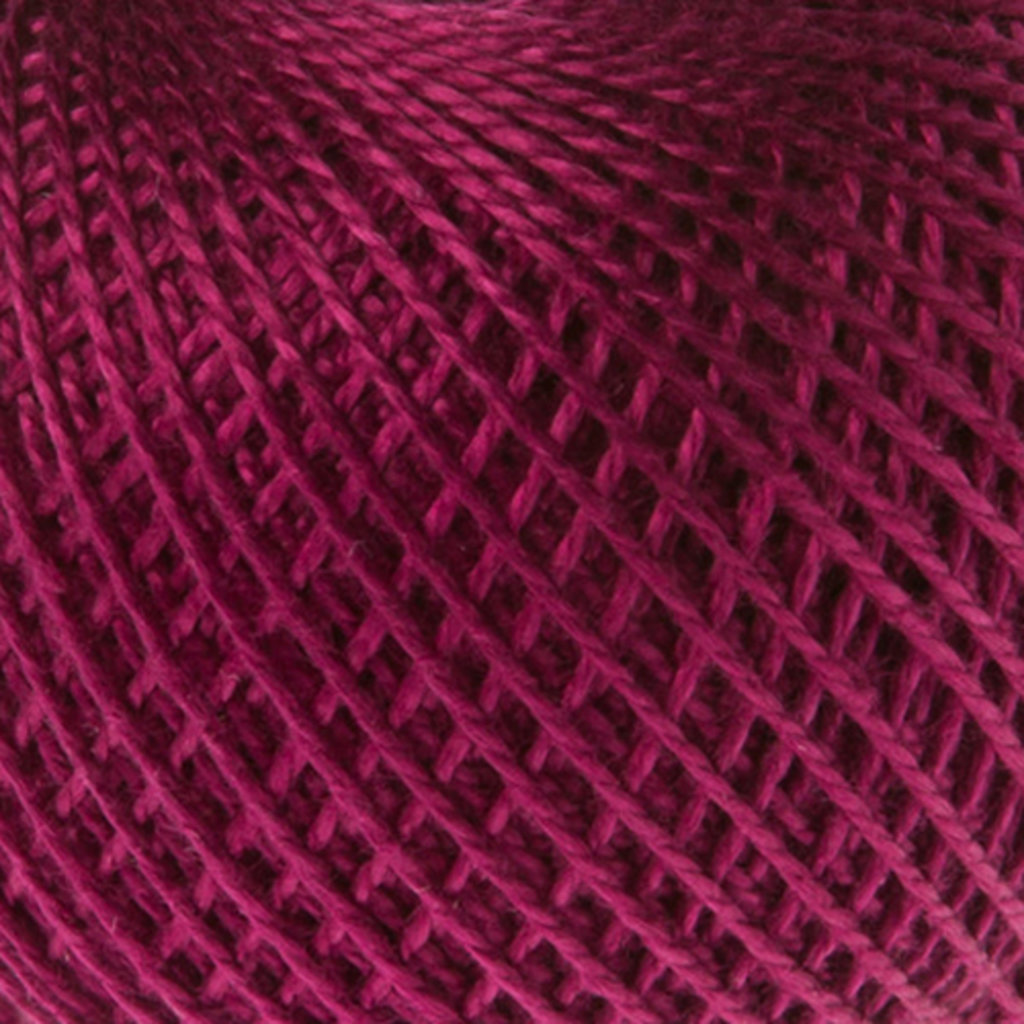 Ирис 25гр.: Нитки Ирис 25гр.150м.(100%хлопок)цвет 1206 темно-фиолетовый в Редиант-НК