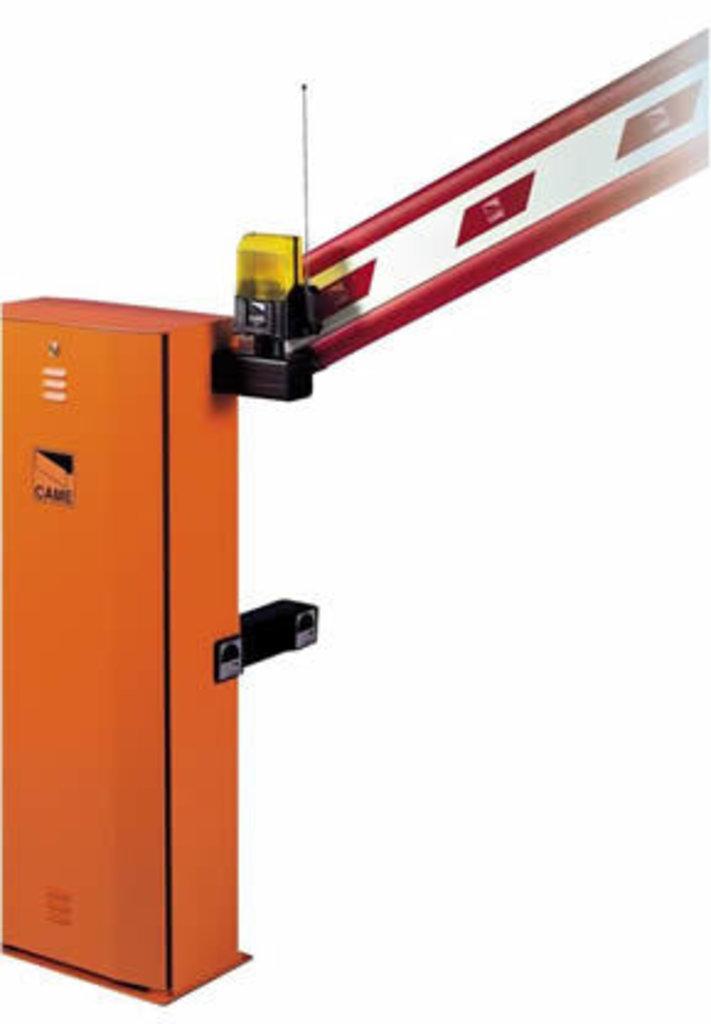 Шлагбаум: Шлагбаум CAME GARD 4000 X в Микровидео