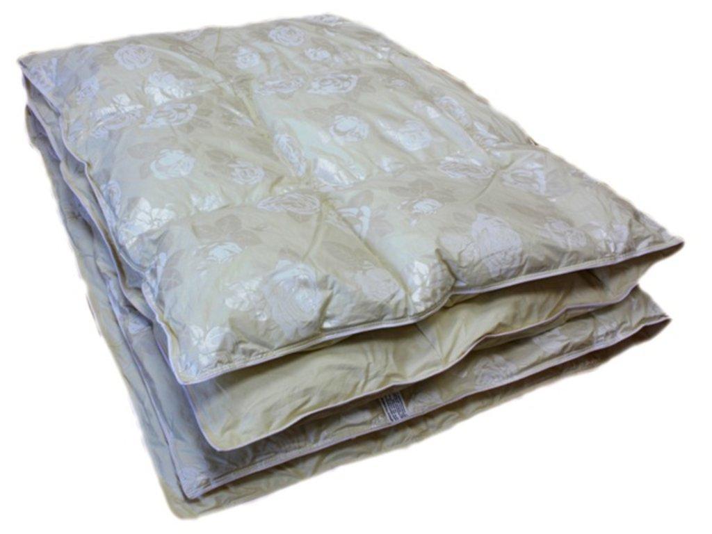 Одеяла 1,5-спальные 155*205: Одеяло 1,5-спальное 155*205 (50% пух) в Дрёма
