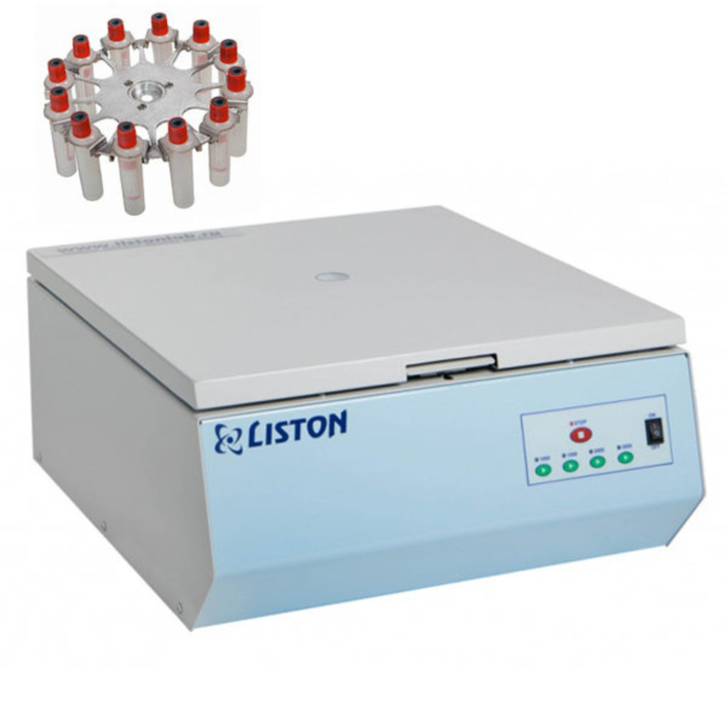Центрифуги: Центрифуга лабораторная Liston C 2204 CRA 1215 в Техномед, ООО
