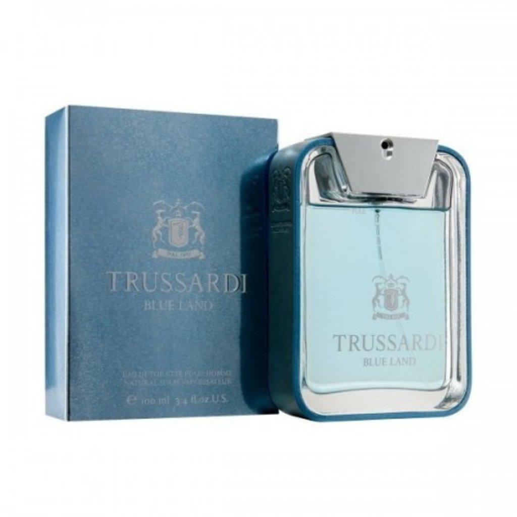 Trussardi (Труссарди): Trussardi Blue Land (Труссарди Блю Лэнд) edt 100ml в Мой флакон