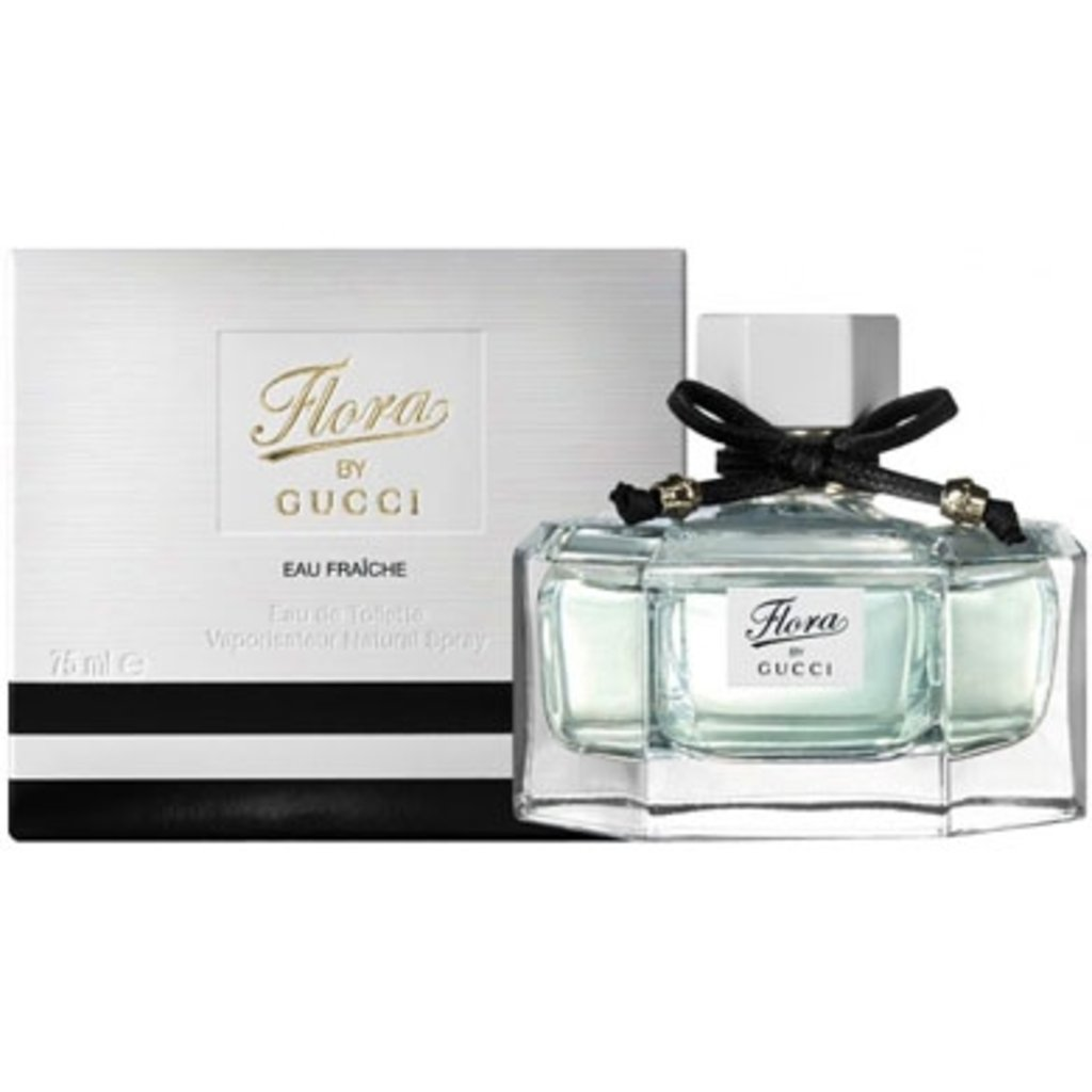 Gucci (Гуччи): Gucci Flora by Gucci Eau Fraiche (Гучи Флора Бай Гучи О Фреш) edp 75ml в Мой флакон