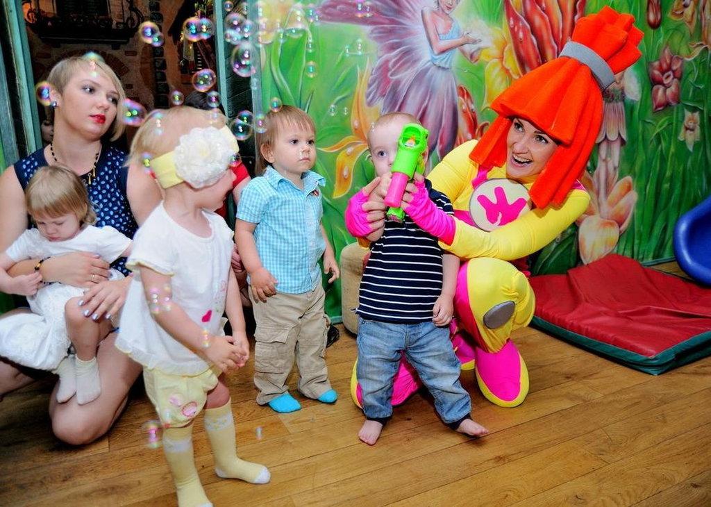Организация праздников: Детские аниматоры в Детский центр Фея