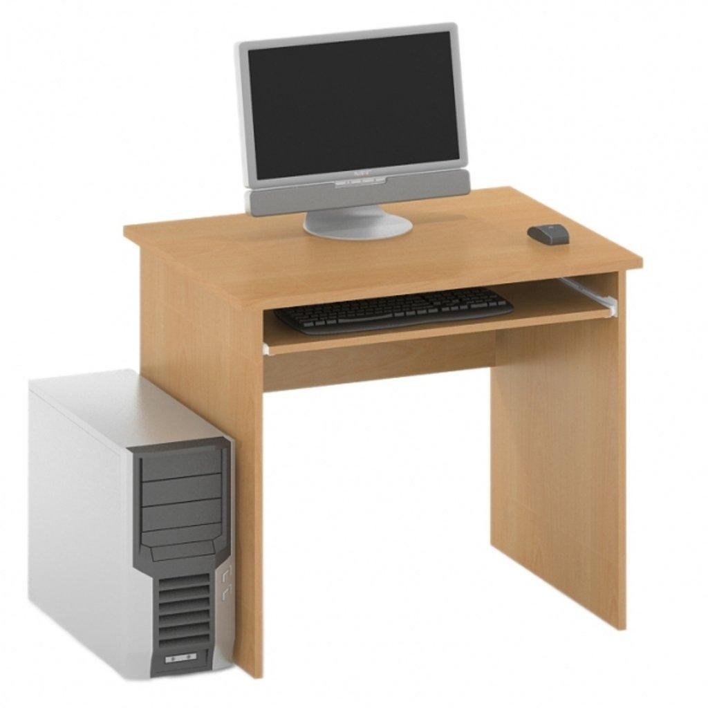 Офисная мебель столы, тумбы ПР-26: Стол компьютерный (26) 800*600*750 в АРТ-МЕБЕЛЬ НН