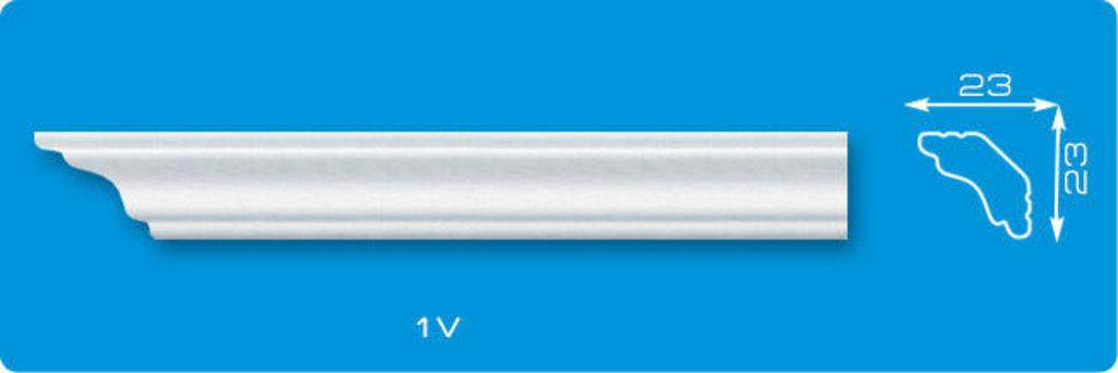 Плинтуса потолочные: Плинтус потолочный ЛАГОМ ДЕКОР 1v экструзионный длина 2м в Мир Потолков