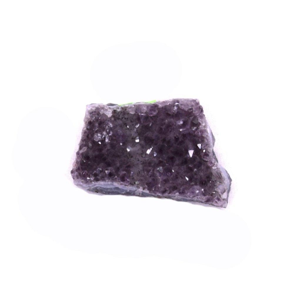 Кристаллы из натуральных камней: Друза. Аметист в Шамбала, индийская лавка