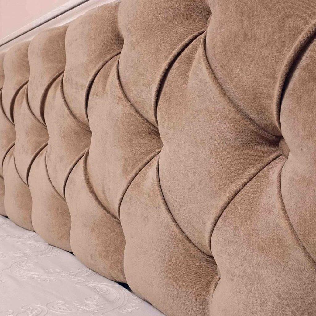 Кровати: Кровать Люкс PAOLA 306 патина (1800, мех. подъема) в Стильная мебель