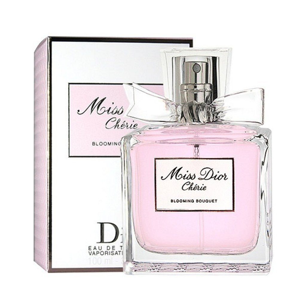 Christian Dior  (Кристиан Диор): Christian Dior Miss Dior Cherie Blooming Bouquet (Кристиан Диор Мисс Диор Шери Блуминг Букет) edt 100ml в Мой флакон