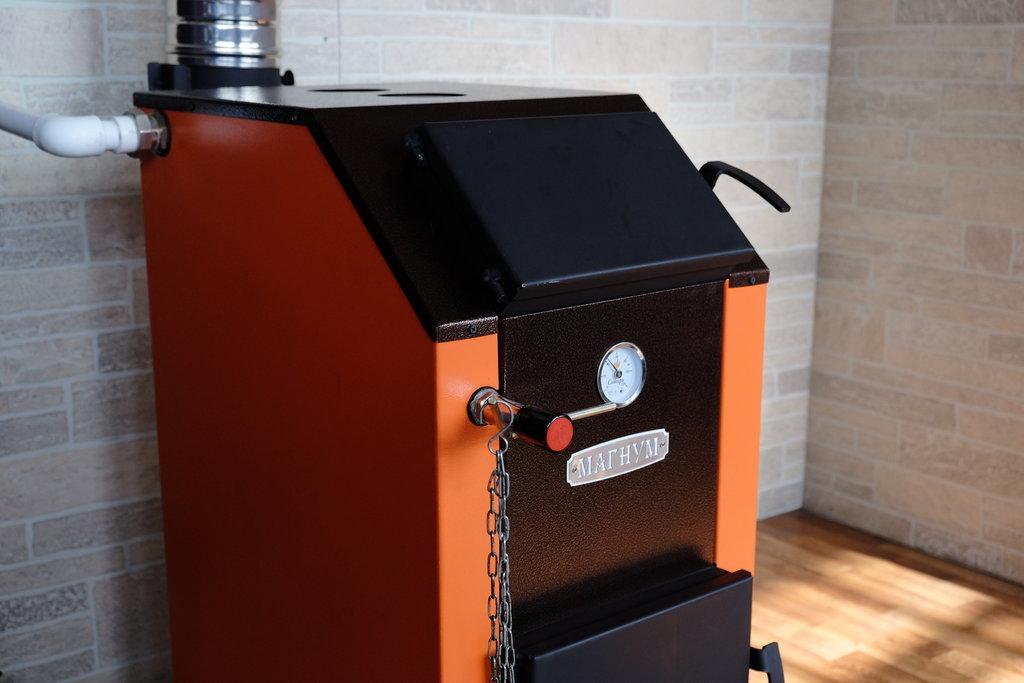 """Котлы длительного горения """"Магнум"""": Котел отопительный, твердотопливный Магнум 20 кВт, котел длительного горения в Новокузнецке в Антиль"""