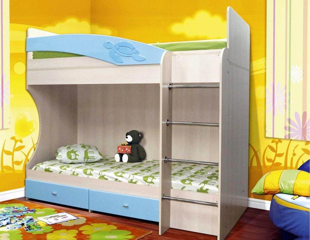 Детские: Кровать детская Адель-1 в Vesa