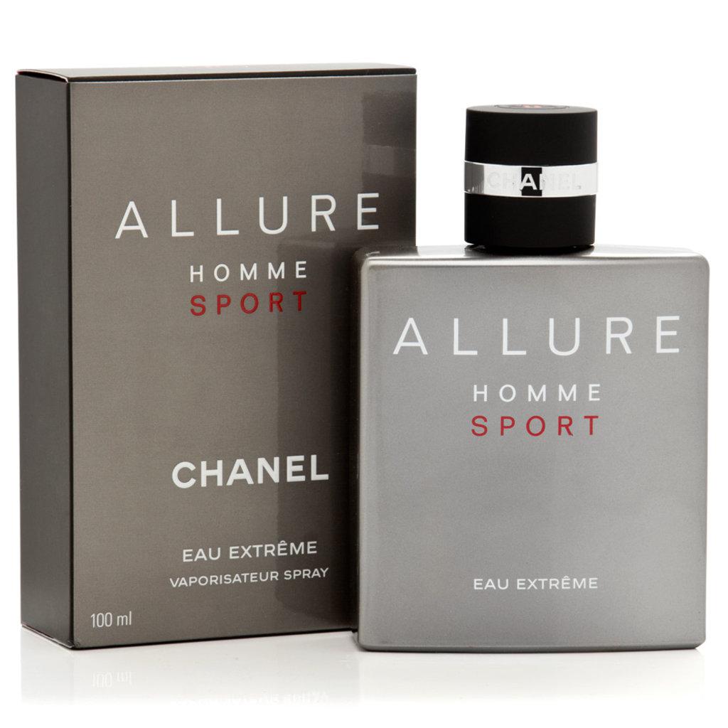 Мужская туалетная вода: Сhanel Allure Homme Sport Eau Extreme 100ml в Мой флакон