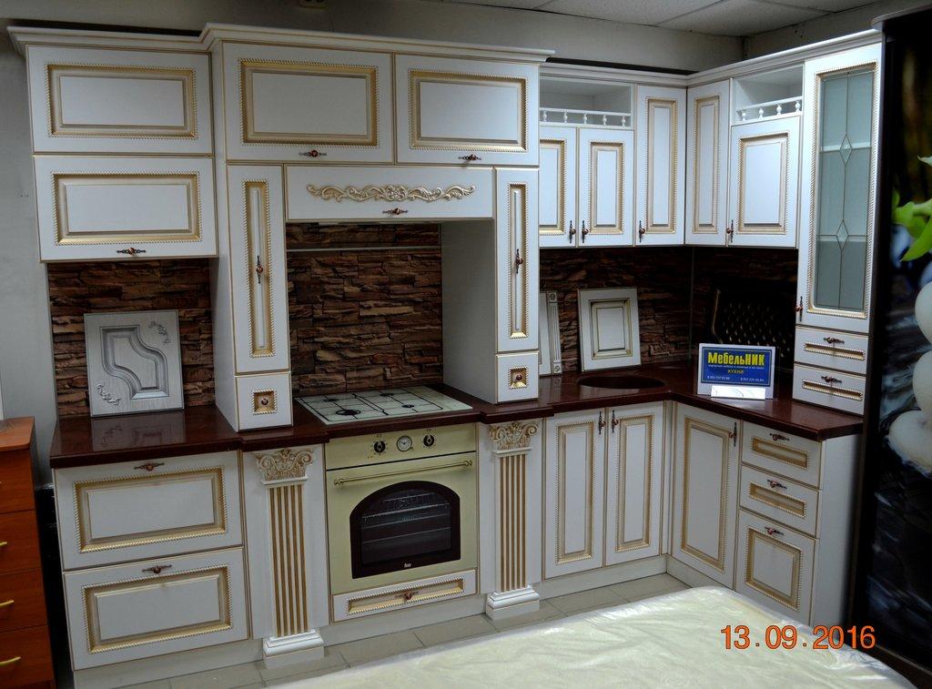 Мебель: Кухня патина в Изготовление корпусной мебели, МебельНИК