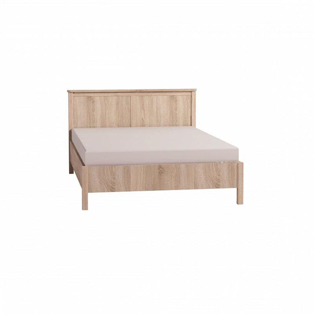 Кровати: Кровать Sherlock 43 (1400, орт. осн. металл) в Стильная мебель