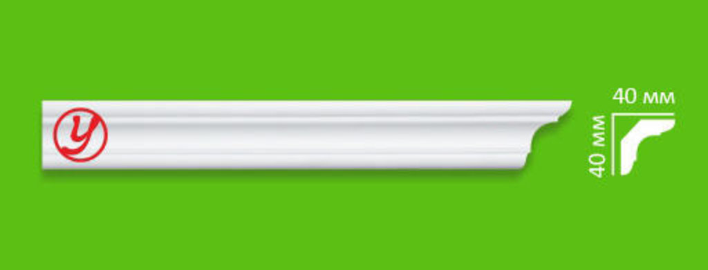 Плинтуса потолочные: Плинтус потолочный Decoline E2 в Мир Потолков