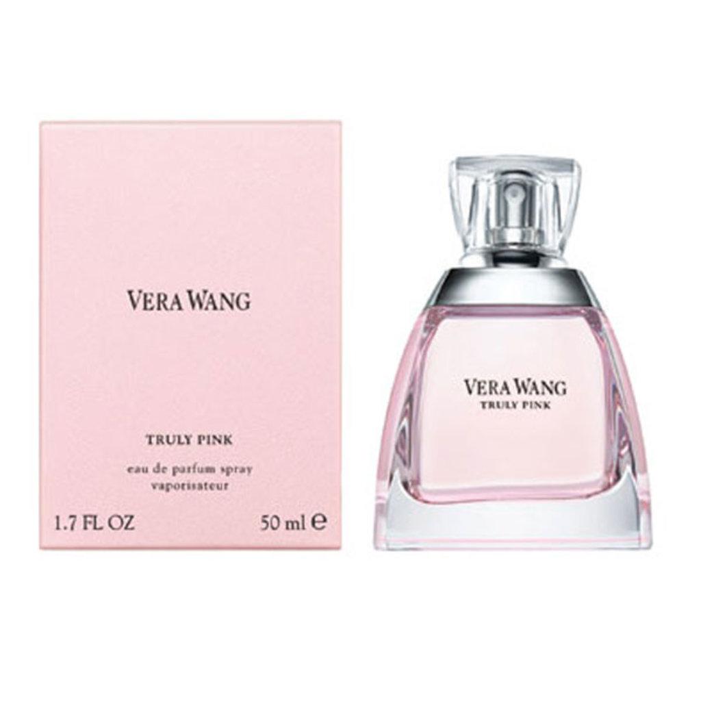 Vera Wang: Парфюмерная вода Vera Wang Truly Pink edp ж 50 ml в Элит-парфюм