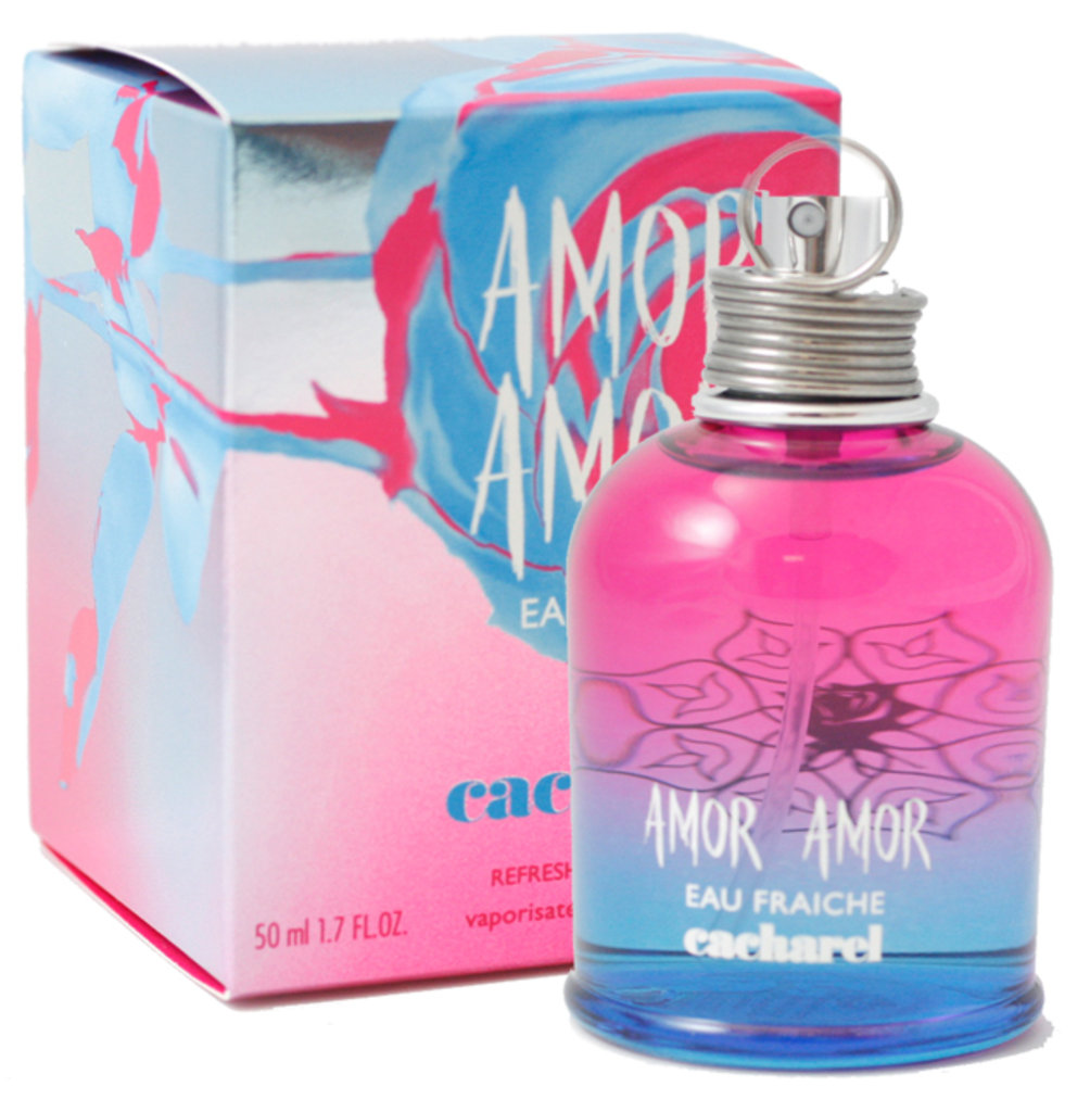 Cacharel: Cacharel Amor Amor Eau Fraiche edt ж 50 ml в Элит-парфюм