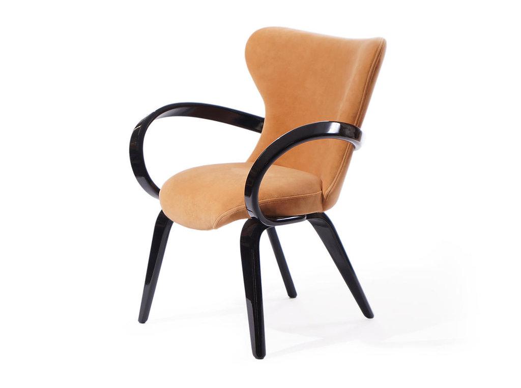 Стулья: Стул Априори S оранжевый в Актуальный дизайн