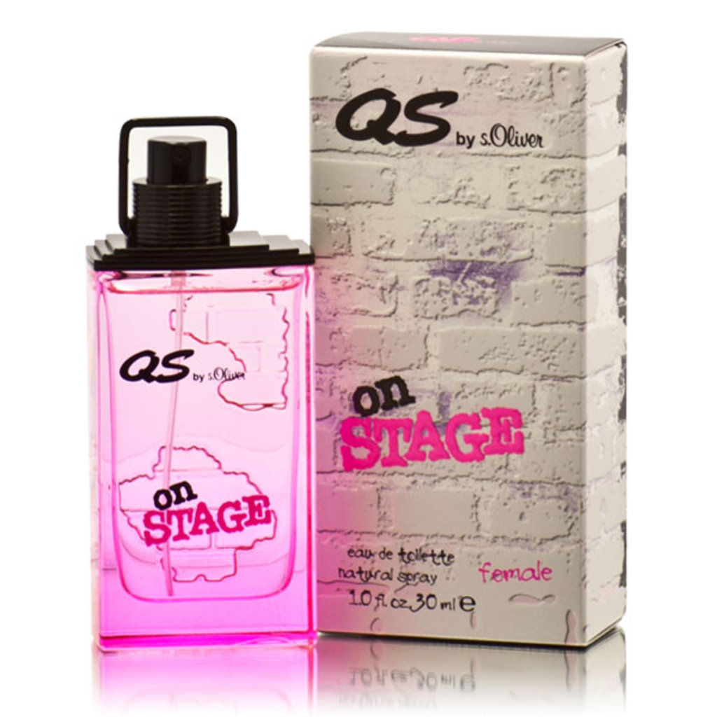 s.Oliver: s.Oliver Qs On Stage Woman edt ж 30 ml в Элит-парфюм